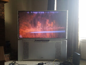 Television, need gone.