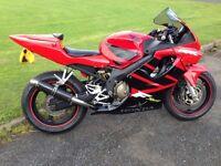 Honda CBR 600 F Sport FS1 - Low mileage, can deliver