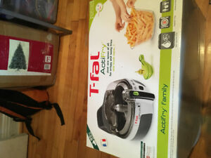 Fryer, T-Fal, cooker