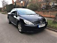 2004 Peugeot 307 CC 2.0 16v Coupe CONVERTIBLE ONLY 63K