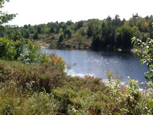 Waterfront Lot in French River Area