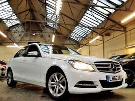 2012 Mercedes-Benz C Class 2.1 C220 CDI BlueEFFICIENCY SE (Executive Pack)