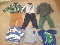 18-24m boys clothes