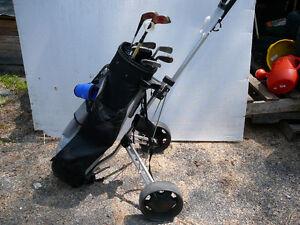 Golf bag & caddy Cornwall Ontario image 2