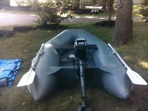 dingy and mariner 3.3 hp