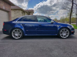 2007 Audi RS4 - 4.2L V8, 6 spd Manual, quattro