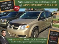 "Dodge Grand Caravan - TEXT ""AUTO LOAN"" TO 519 567 3020"