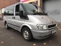 Ford Transit 2006 2.0 TD Tourneo Bus 5 door (9 Seat) 9 SEATER, NO VAT, BARGAIN