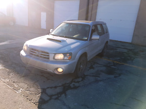 2004 Forester XT Turbo