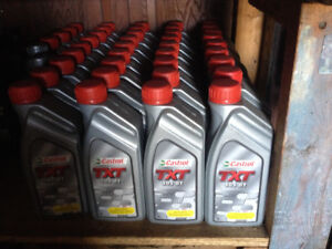 vw audi synthetic castrol EURO TXT oil