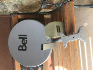 Bell dish pvr remote