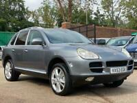 2003 Porsche Cayenne 4.5 S Tiptronic S AWD 5dr SUV Petrol Automatic