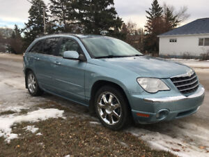 2008 Chrysler Pacifica Limited Reduced first $4000 gets it