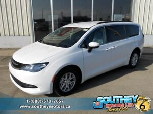 2017 Chrysler Pacifica LX  - Bluetooth - $194.80 B/W