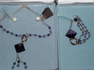 JEWELLERY NECKLACE AND BRACELET