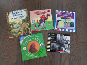 5 kids' picture books for $5! *Like new - never been used*