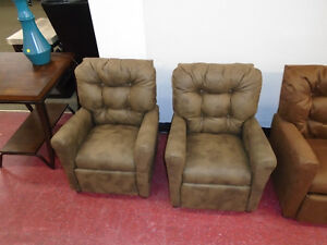 KIDDIE RECLINERS $39.99/MONTH FOR 6 MONTHS