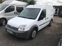 FORD TRANSIT CONNECT T230 L LWB 90 TDCI, White, Manual, Diesel, 2009