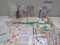 Easter Scrapbooking Lot- 39 Items