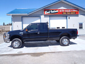 2008 Ford F-250 V-10 Longbox 4x4