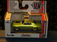Diecast M2 Machines  1970 Mercury Cougar Eliminator
