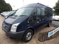 Ford Transit 350 14 Seater Minibus 2.2 Manual Diesel