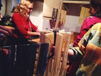 Glasgow! Seeking friendly flatmate(s) and good kitchen!