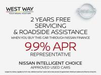 2021 Nissan Micra 1.0 IG-T 92 Acenta 5dr CVT Auto Hatchback Petrol Automatic