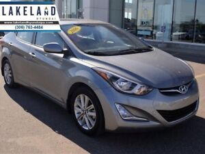 2016 Hyundai Elantra GLS  - Sunroof -  Heated Seats - $117.24 B/