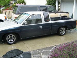 1991 Nissan D21 Hardbody Pickup Truck Low Rider