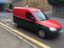 Vauxhall combo diesel 2012 great condition