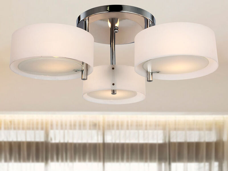 How to replace a flush mount ceiling light ebay for How to install a flush mount ceiling light youtube