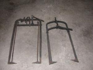 Antique Hay Forks
