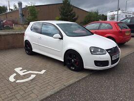 Volkswagen Golf GTI mk5 candy white *PRICE DROP* px/swap diesel *MUST GO*