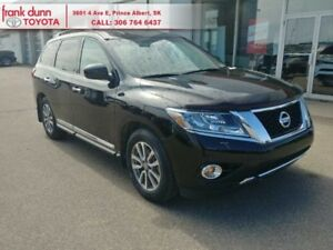 2014 Nissan Pathfinder   New tires and brakes