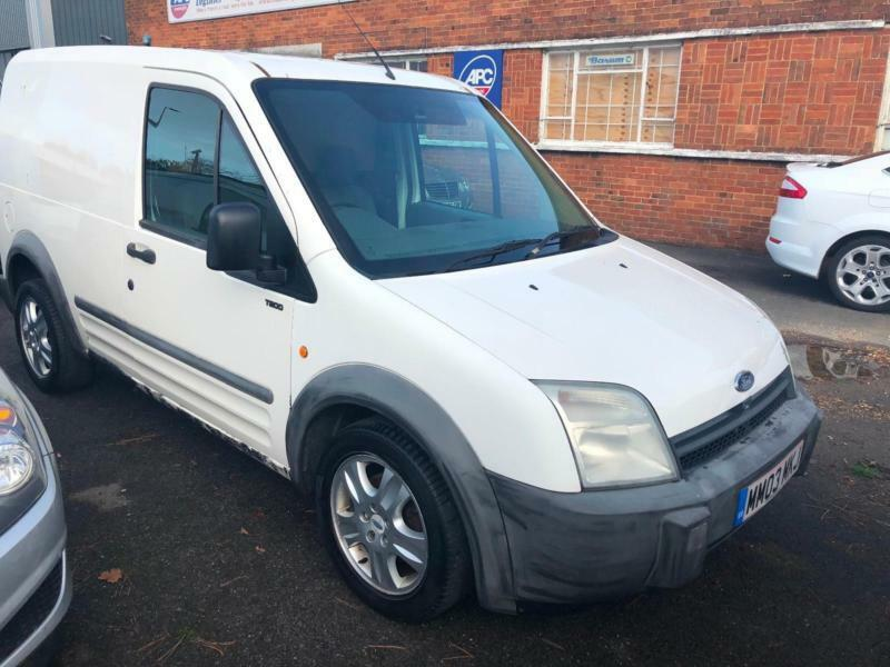 2003 ford transit connect complete with m o t part exchange welcome in poole dorset gumtree. Black Bedroom Furniture Sets. Home Design Ideas