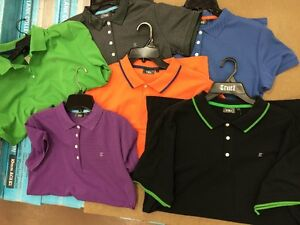 GOLF SHIRTS-BRAND NEW GREAT DEAL