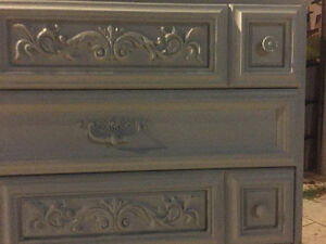 Vintage dresser, chest of drawers London Ontario image 7