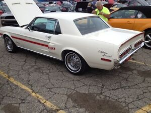 1967 1968 MUSTANG AND SHELBY PARTS London Ontario image 1