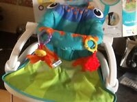 FISHER PRICE BABY SIT UP SEAT