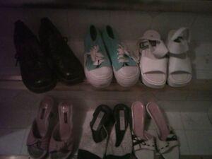 women's shoes size 5-6