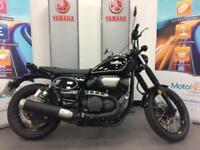 YAMAHA SCR950 SCRAMBLER 218 MILES 67 PLATE DELIVERY ARRANGED DEMO