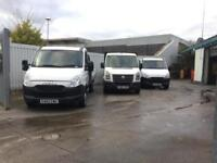 2007 Volkswagen Crafter 2.5TDi ( 109PS ) MWB CR35 12ft pick up drop side truck
