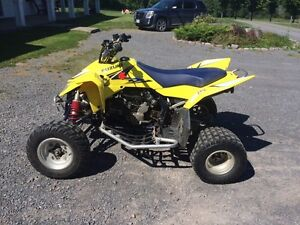 2008 LTR 450R for trade