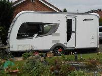 Coachman VIP 460/2 ONE OWNER 2 Berth Caravan with FSH