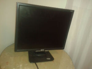MONITOR TV FLAT SCREEN ACER