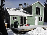 Maison au bord du Lac du Brouillard (CLOVA)