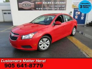 2014 Chevrolet Cruze 1LT  SUNROOF BLUETOOTH STEERING WHEEL AUDIO