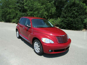 2010 PT Cruiser (Red) $4000 obo