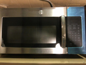 GE OTR Microwave, Stainless - NEVER USED!!
